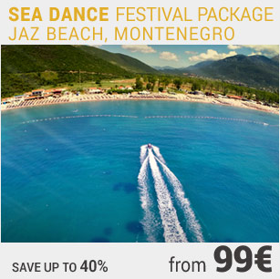 Sea Dance early bird package